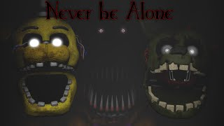 Video Never Be Alone By Shadrow [FNAF SFM] download MP3, 3GP, MP4, WEBM, AVI, FLV Desember 2017
