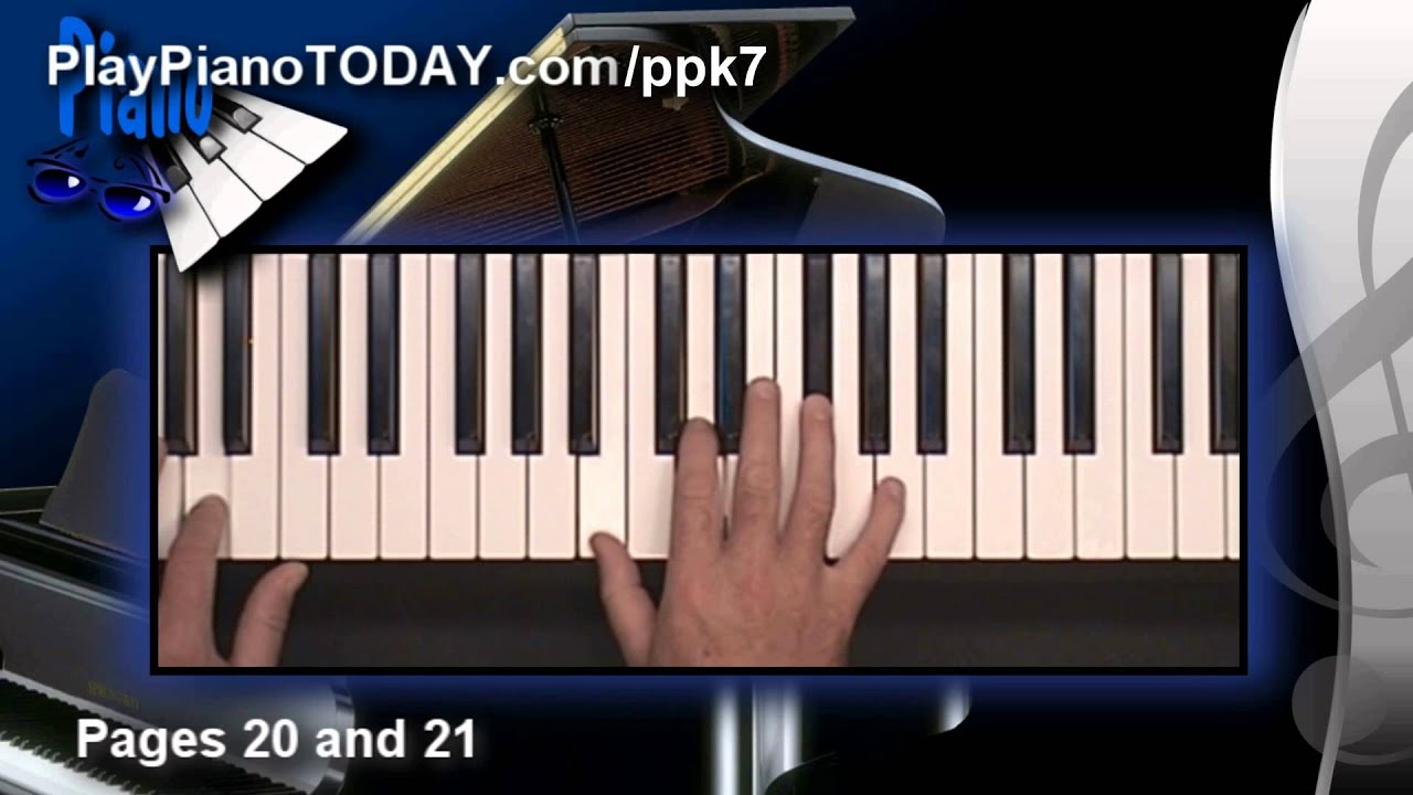 How to play the three most common 7th chords on piano youtube hexwebz Choice Image