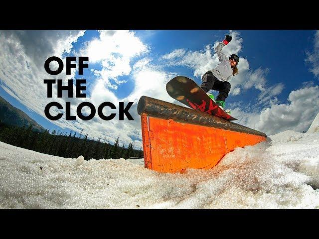 Off the Clock: Alex Caccamo & Jon Koch at Woodward Copper