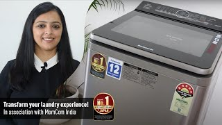 Panasonic Washing Machine MomCom India Review