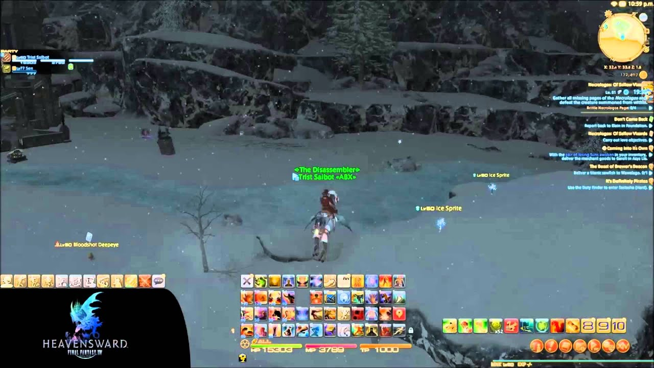 How to farm Amber-encased Vilekin [Final Fantasy XIV]