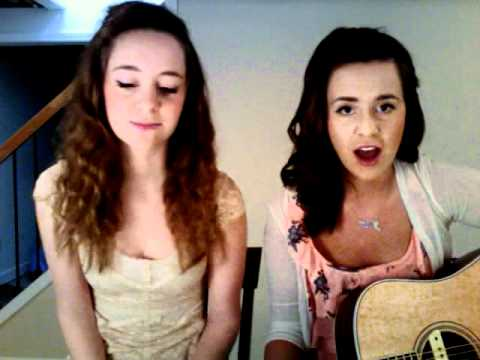 Megan and Liz -
