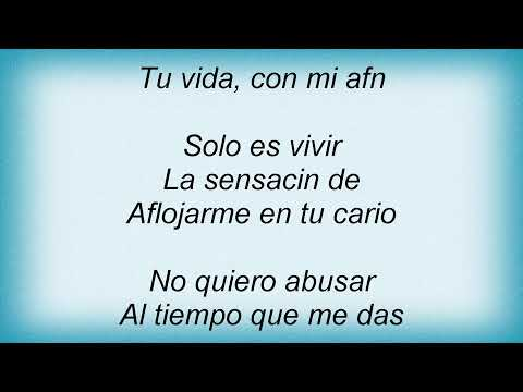 Ely Guerra - Abusar Lyrics