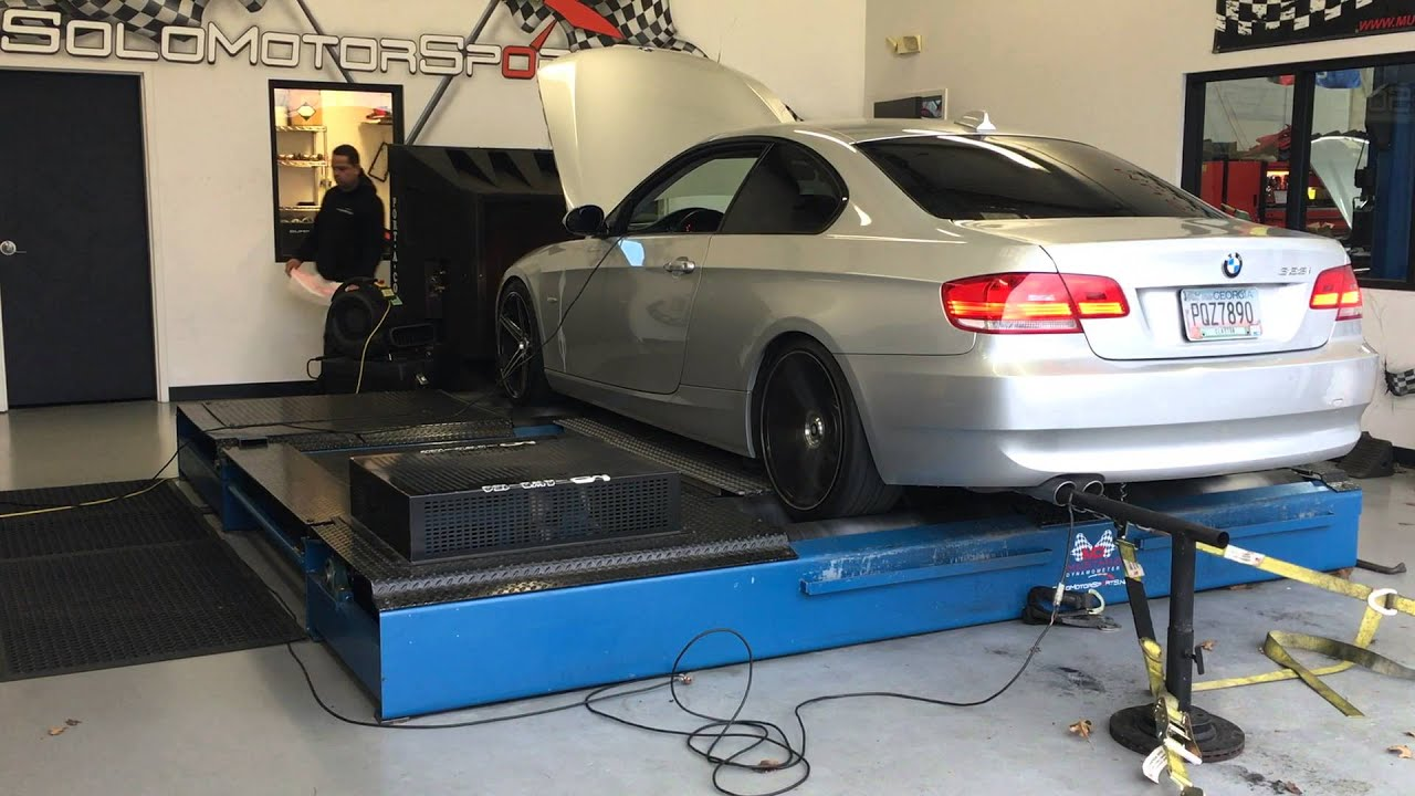 328i Supercharged by Solo Motorsports