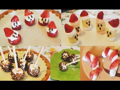 botanas para navidad super faciles snacks for christmas