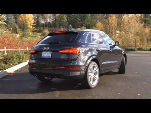 2016 Audi Q3 2.0T Quattro Review - AutoNation