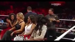 All WWE Divas Wardrobe Malfunctions