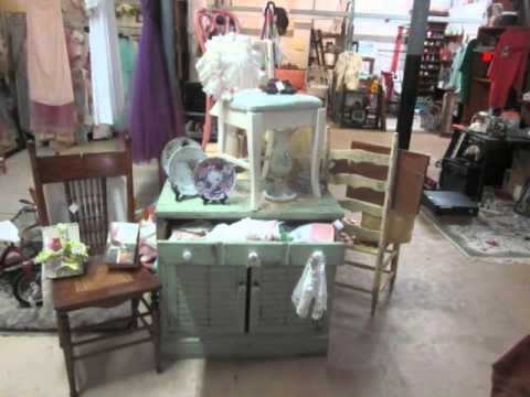 Cotton Avenue Antique Mall Thomaston Ga.