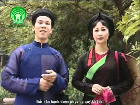 Trau Cau Quan Ho - Minh Thanh + Quang Luyen.avi