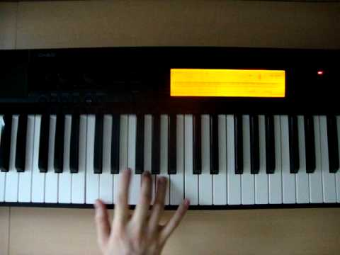 Cm6 Piano Chords How To Play Youtube