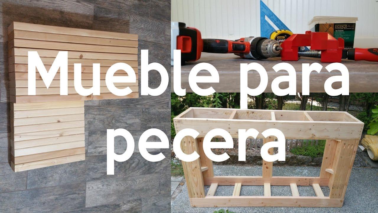 Mueble para pecera mas funcional acuatv youtube for Mueble para calentador de agua