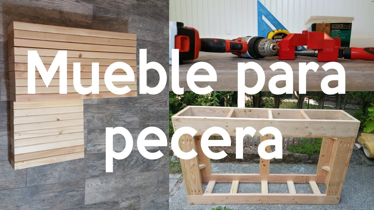 Mueble para pecera mas funcional AcuaTV YouTube