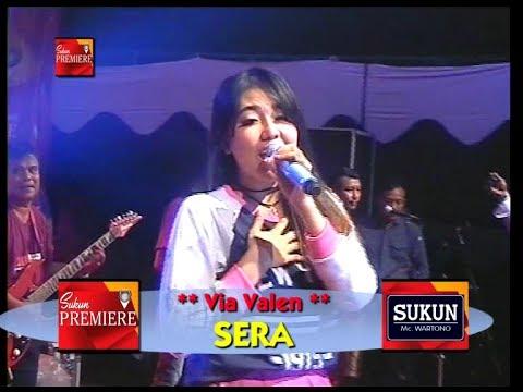 Asal kau bahagia ~ Via Vallen feat OM Sera di Stadion Sunggingan Boyolali tahun 2017