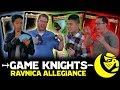 Game Knights #23 l New Ravnica Allegiance Commanders l Magic: the Gathering EDH Gameplay