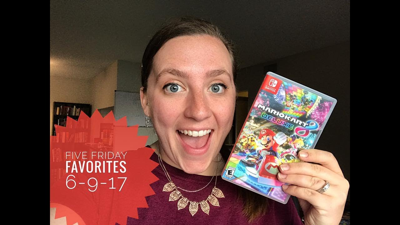 Friday Favorites 9 : Five friday favorites youtube
