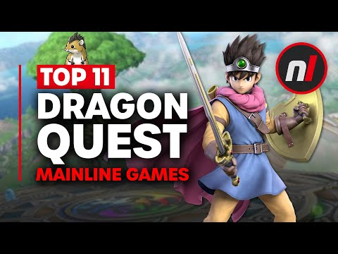 11 Best Dragon Quest Games (Series Ranked)