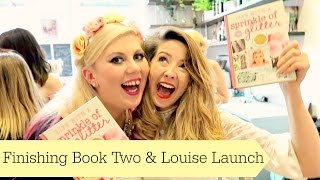 Finishing Book Two & Louise