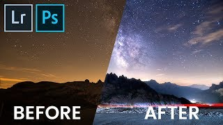 Quick Edit #18: Astrophotography Post Processing