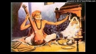 Thyagaraja Kriti-Elara-SrI-krishna--kAmbhOji--rUpaka