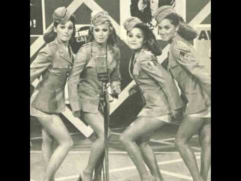 The Lennon Sisters- Boogie Woogie Bugle Boy - Live (Audio)