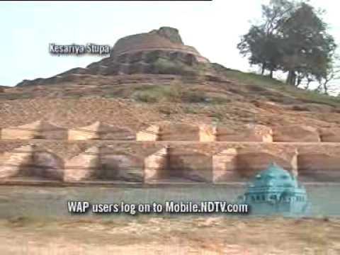 7 Wonders of India: Kesariya Stupa
