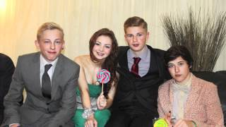 Gowerton School Year 11 Prom 2012