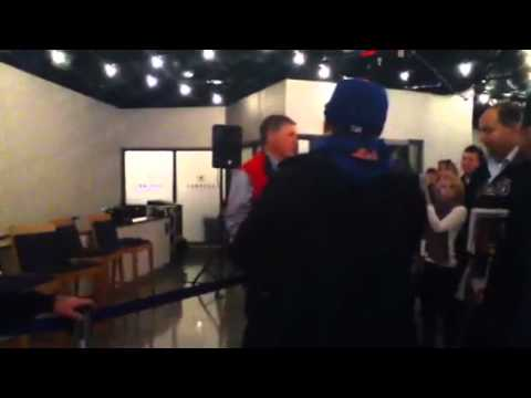 Tom Seaver Q and A session on 1/22/12