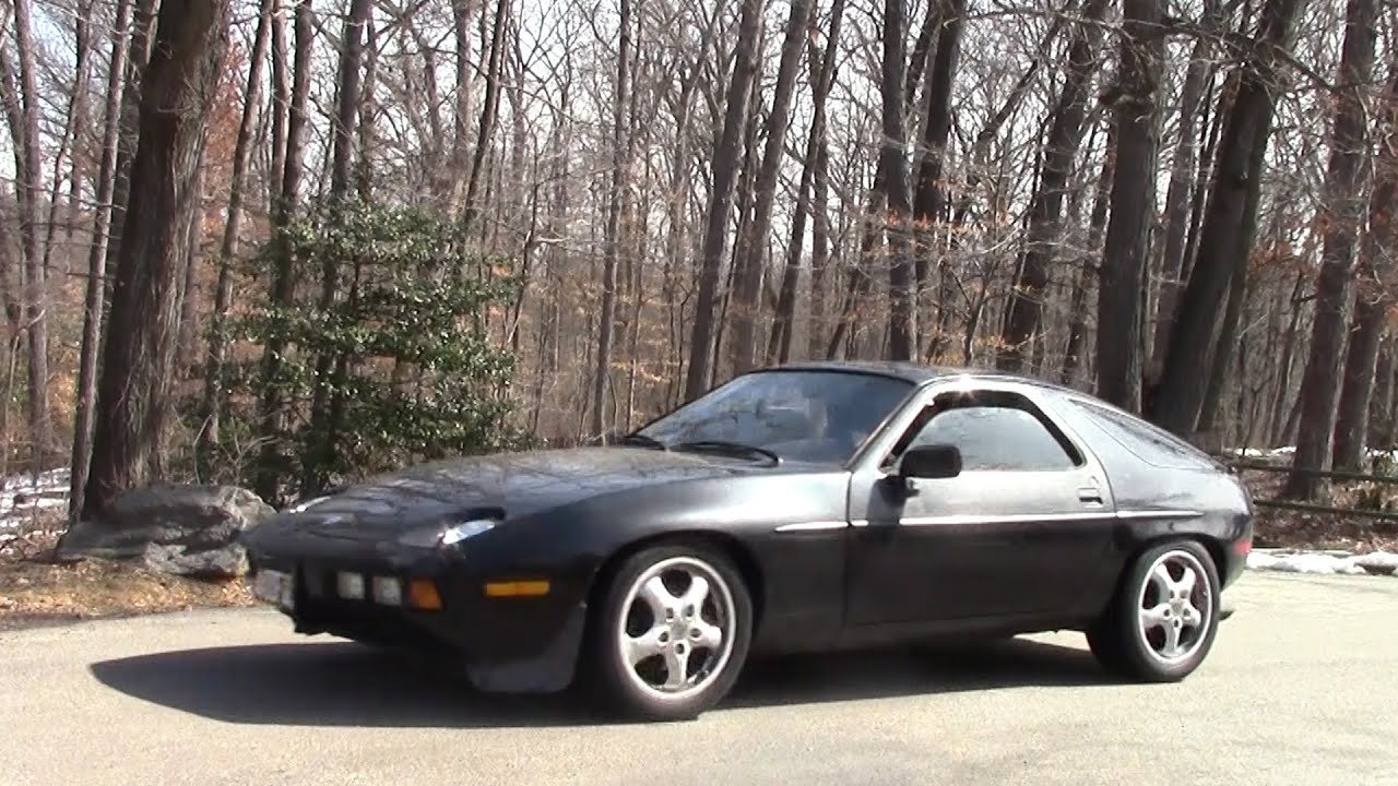Porsche 928 Road Test & Review by Drivin' Ivan - YouTube