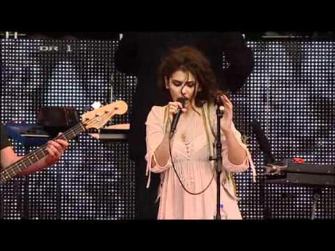 Katie Melua - A moment of madness (live ledreborg castle festival)