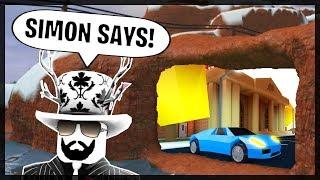CRAZY JAILBREAK SIMON DIT EN DIRECT! GAGNANT OBTIENT ROBUX! 🔴 ROBLOX en direct