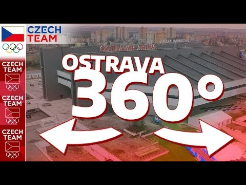 OSTRAVA ve 360°   Olympijský festival pohledem SAMSUNG GEAR 360