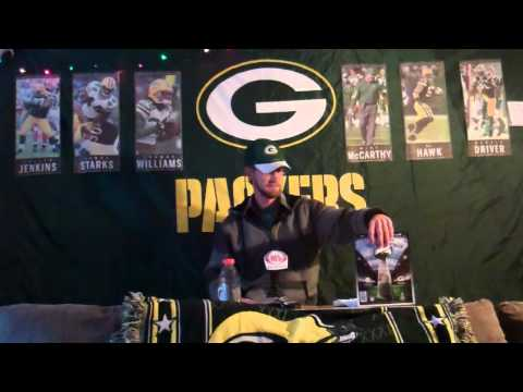 Packers  Super Bowl Interviews Green Bay B.J. Raji