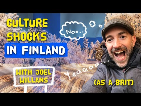 5 biggest CULTURE SHOCKS for BRITS in FINLAND