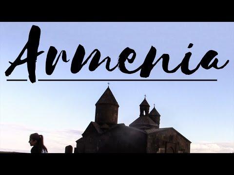 ARMENIA. Monastery, Language, Hostel, Yerevan - Travelogue