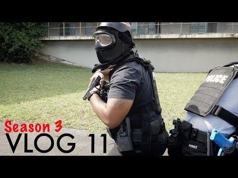 Miami Police VLOG: Active Shooter Specialized Training