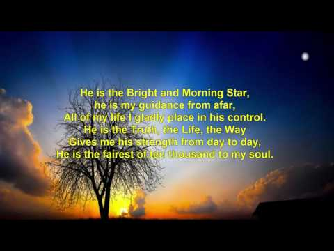 Song BRIGHT AND MORNING STAR by Terry Shaw