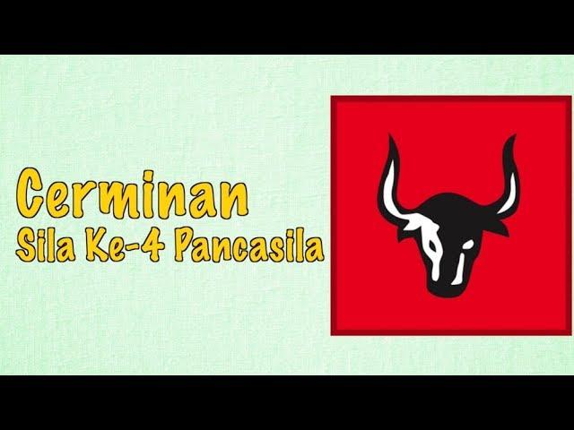Kelas 02 Tema 5 Subtema 3 Pkn Cerminan Sila Ke 4 Pancasila Video Pendidikan Indonesia Youtube