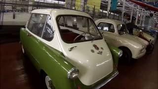 Ciekawostki 300. Lane Motor Museum. Dokończenie.