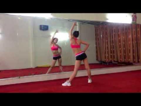 AEROBICS - Thể Dục Thẩm Mỹ Beauty Club - Bài Aerobics Tổng Hợp 20p - 102 Lê Viết Thuật - TP Vinh