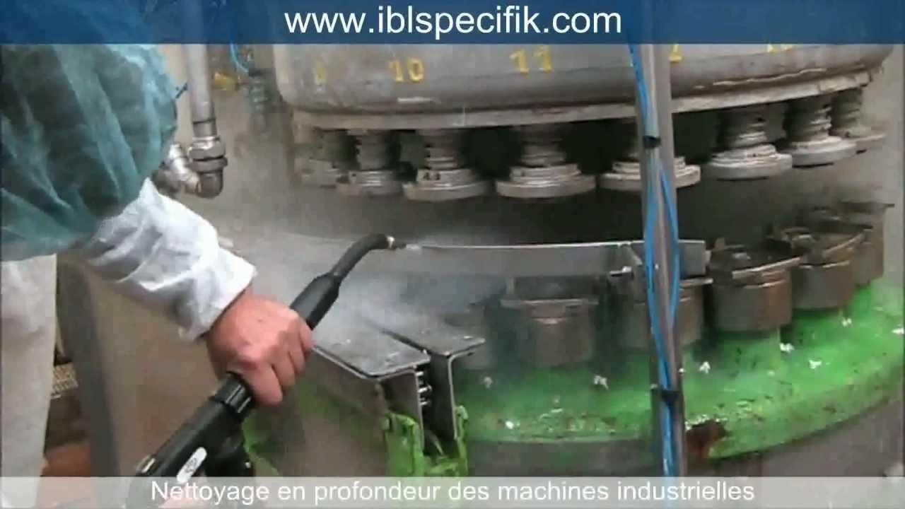 nettoyage vapeur industriel steambio 19000