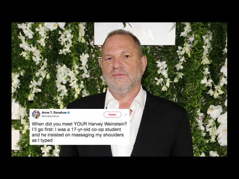 Women Are Sharing Stories Of Their Sexual Predators After Weinstein Report