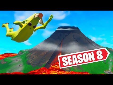New Fortnite Season 8 Is Here By Slogoman