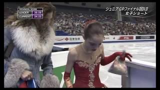 メドベージュアとザキトワのジュニア時代 ザキトワ 検索動画 26
