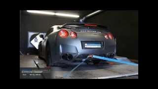 Reprogrammation Moteur Nissan GTR - Marseille - 04 42 59 97 64  - Préparation Moteur