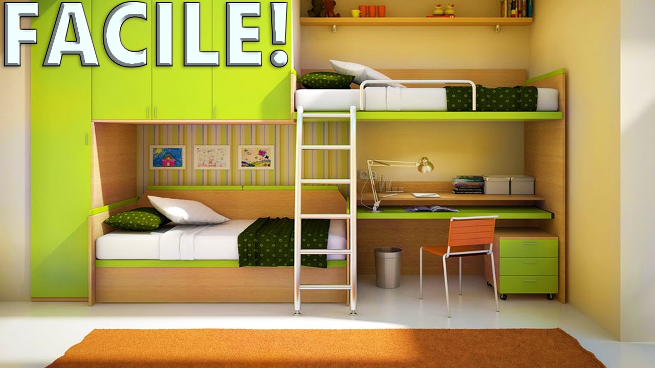 tuto lit superpos ultra r aliste minecraft youtube. Black Bedroom Furniture Sets. Home Design Ideas