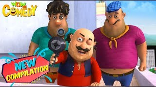 Motu Patlu Cartoon in Hindi | New Compilation 56 | New Cartoon | Hindi Cartoon
