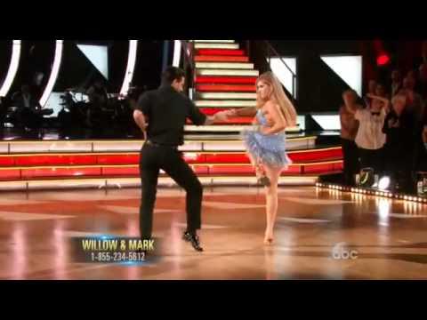 Riker VS Willow  Dance Off Salsa