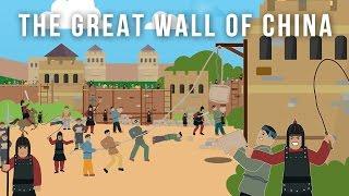 The Great wall of China (World Wonder)