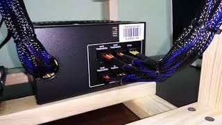 Майнинг ферма Sapphire Nitro+ Radeon RX 580 4Gb