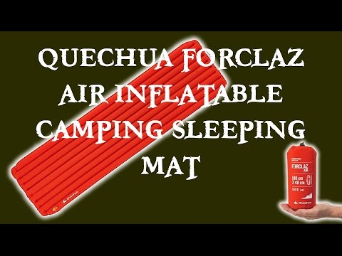 e666b671c The QUECHUA FORCLAZ Air Mat by Decathlon